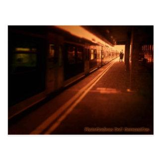 DoC GermaniCus: Journey, journey.! Postcard