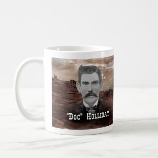 """Doc"" Holliday Coffee Mug"