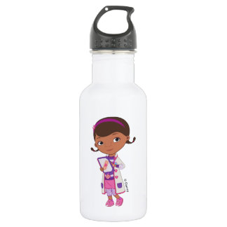 Doc McStuffins | All Part of my Job 532 Ml Water Bottle