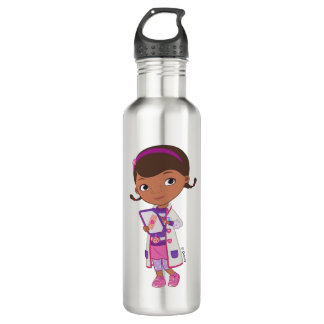 Doc McStuffins | All Part of my Job 710 Ml Water Bottle