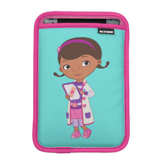 Doc McStuffins | All Part of my Job iPad Mini Sleeve