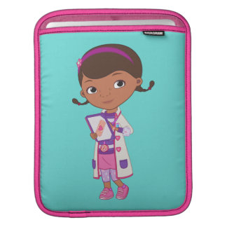 Doc McStuffins | All Part of my Job iPad Sleeve