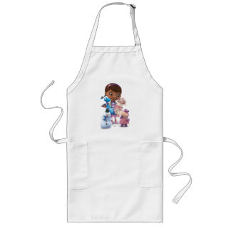Doc McStuffins and Her Animal Friends Long Apron