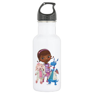 Doc McStuffins | Best Medic Buddies 532 Ml Water Bottle