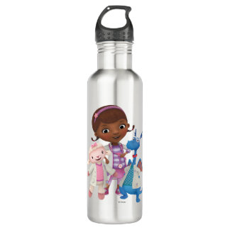 Doc McStuffins | Best Medic Buddies 710 Ml Water Bottle