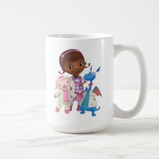 Doc McStuffins | Best Medic Buddies Coffee Mug