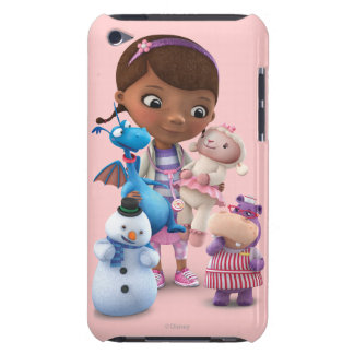 Doc. McStuffins et ses amis animaux Coque Barely There iPod