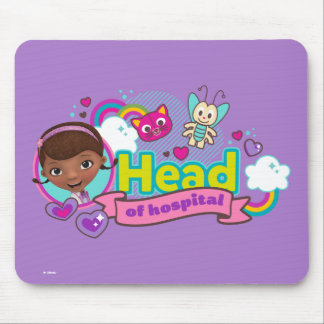 Doc McStuffins | Head of Hospital Mouse Pad