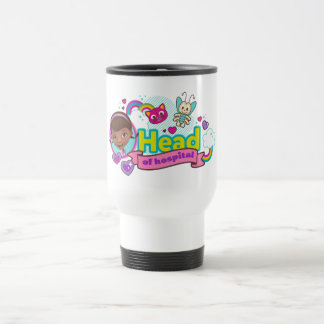 Doc McStuffins | Head of Hospital Travel Mug