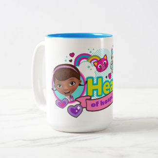 Doc McStuffins | Head of Hospital Two-Tone Coffee Mug