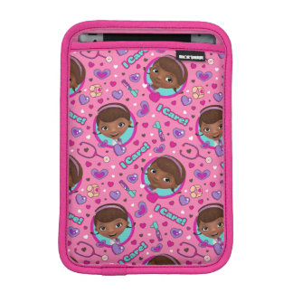 Doc McStuffins | I Care Pink Pattern iPad Mini Sleeve