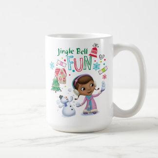 Doc McStuffins   Jingle Bell Fun Coffee Mug
