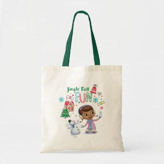 Doc McStuffins | Jingle Bell Fun Tote Bag