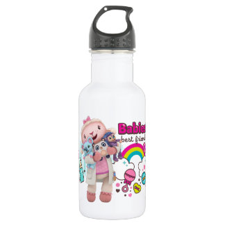 Doc McStuffins | Lambie - Babies Best Friend 532 Ml Water Bottle