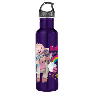 Doc McStuffins | Lambie - Babies Best Friend 710 Ml Water Bottle