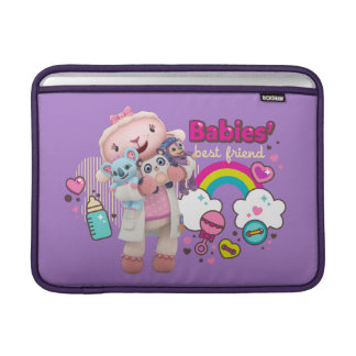 Doc McStuffins | Lambie - Babies Best Friend MacBook Sleeve
