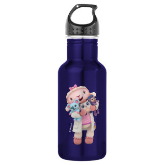 Doc McStuffins | Lambie - Hugs Given Here 532 Ml Water Bottle