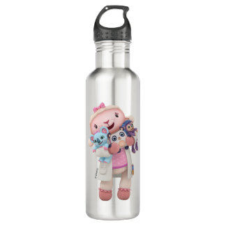 Doc McStuffins | Lambie - Hugs Given Here 710 Ml Water Bottle