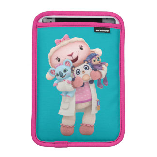 Doc McStuffins | Lambie - Hugs Given Here iPad Mini Sleeve