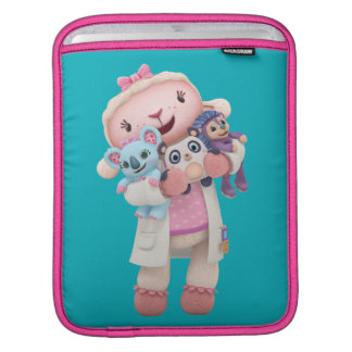 Doc McStuffins | Lambie - Hugs Given Here iPad Sleeve