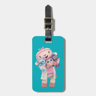Doc McStuffins | Lambie - Hugs Given Here Luggage Tag