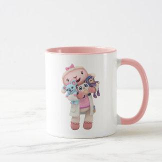 Doc McStuffins   Lambie - Hugs Given Here Mug