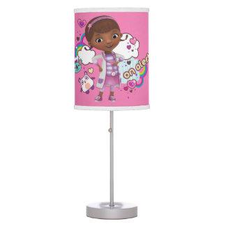 Doc McStuffins | On Alert Table Lamps