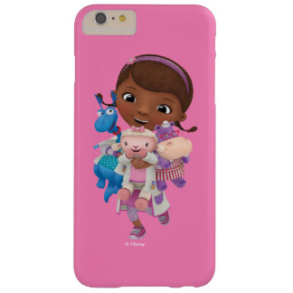 Doc McStuffins | Sharing the Care Barely There iPhone 6 Plus Case