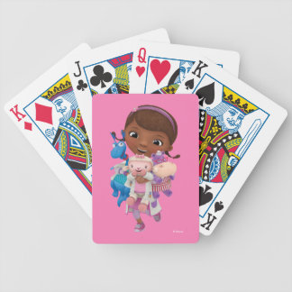 Doc McStuffins | Sharing the Care Poker Deck