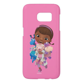 Doc McStuffins | Sharing the Care Samsung Galaxy S7 Case