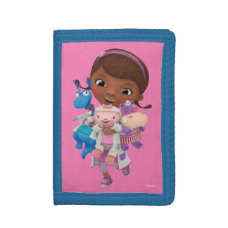 Doc McStuffins | Sharing the Care Tri-fold Wallet