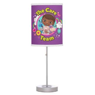 Doc McStuffins | The Care Team Desk Lamps