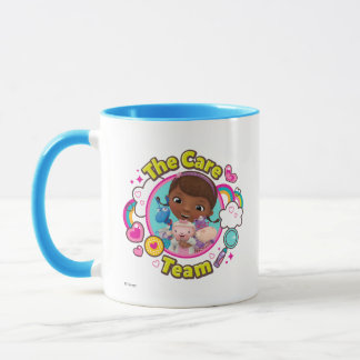Doc McStuffins | The Care Team Mug