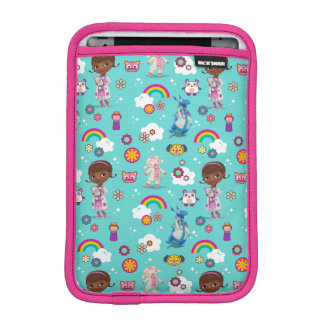 Doc McStuffins | The Care Team Pattern iPad Mini Sleeve