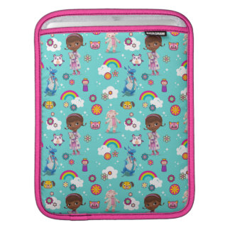 Doc McStuffins | The Care Team Pattern iPad Sleeve