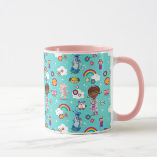 Doc McStuffins | The Care Team Pattern Mug