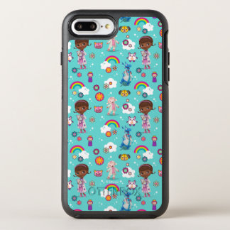 Doc McStuffins | The Care Team Pattern OtterBox Symmetry iPhone 8 Plus/7 Plus Case