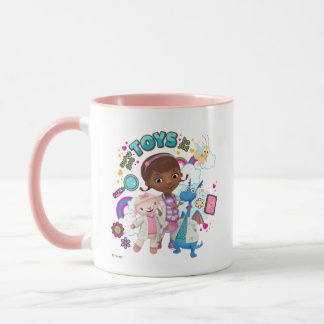 Doc McStuffins | We've Got Toys to Fix Mug