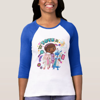 Doc McStuffins | We've Got Toys to Fix T-Shirt