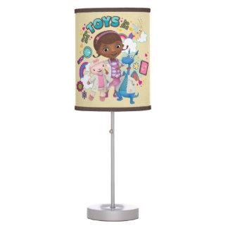 Doc McStuffins | We've Got Toys to Fix Table Lamps