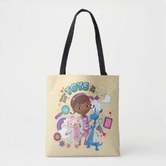 Doc McStuffins | We've Got Toys to Fix Tote Bag