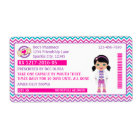 Doc Prescription Bottle Labels Pharmacy Label 2
