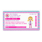 Doc Prescription Bottle Labels Pharmacy Label 3