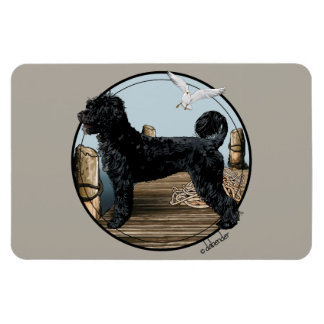 Dock Dog Magnet