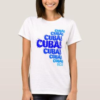 Docker Cuba woman T-Shirt