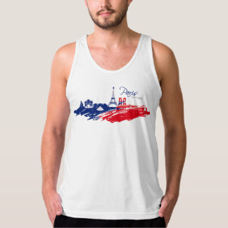 Docker Jersey Man Fine Paris Topic Tank Top