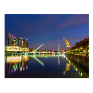 Docklands Bsas Postcard