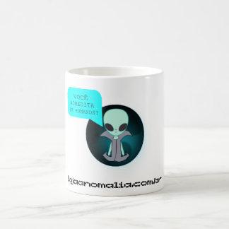 doctor alien coffee mug