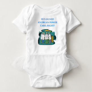 DOCTOR BABY BODYSUIT