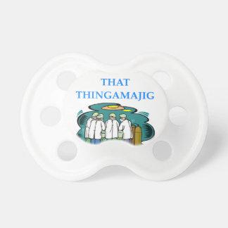 doctor baby pacifier